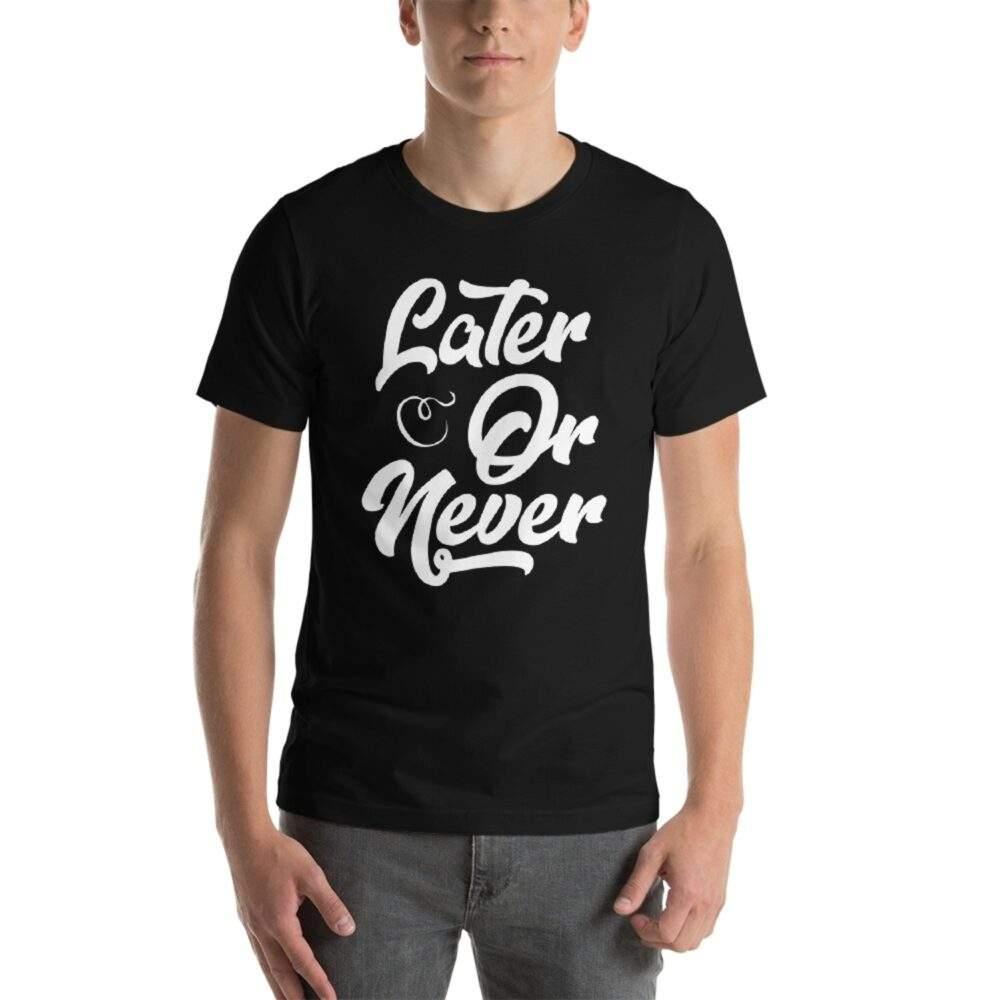 typo Graphic T shirt