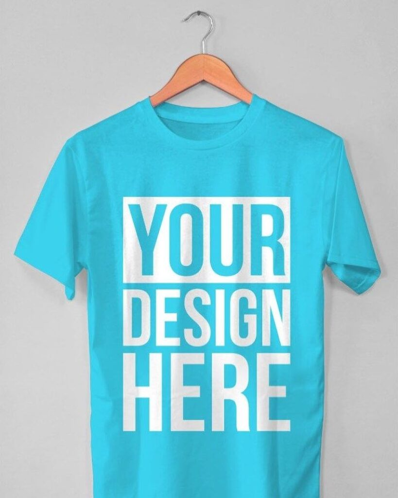 Custom Graphic Printed T shirt
