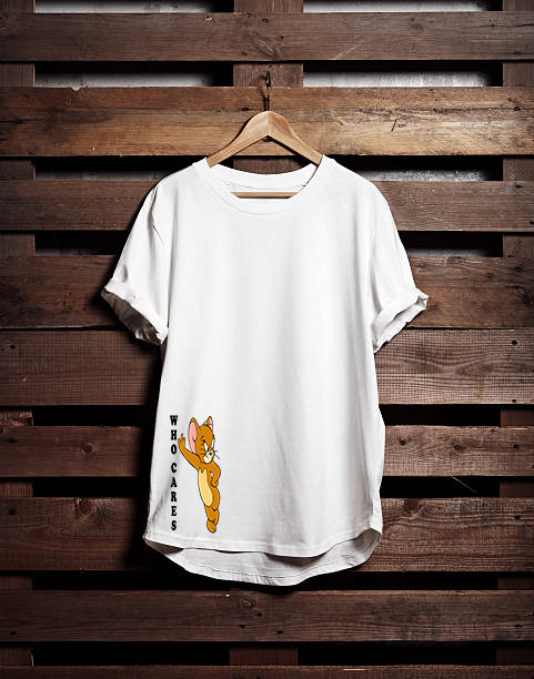 Who Cares Fealty Brand Graphic Printed T shirt