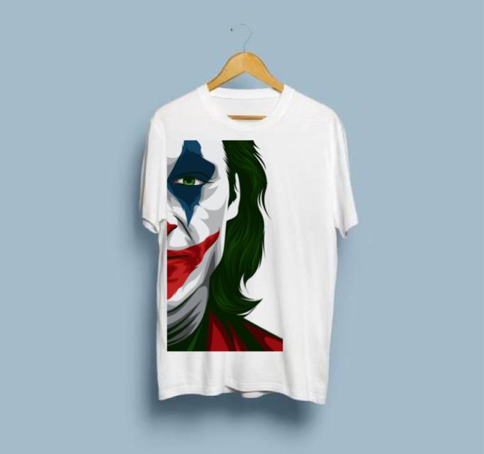 Joker t shirt online India - Swag Shirts