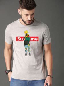 Supreme Graphic Printed T shirts Online India