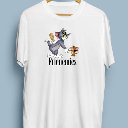 Tom & Jerry Friendship T shirts