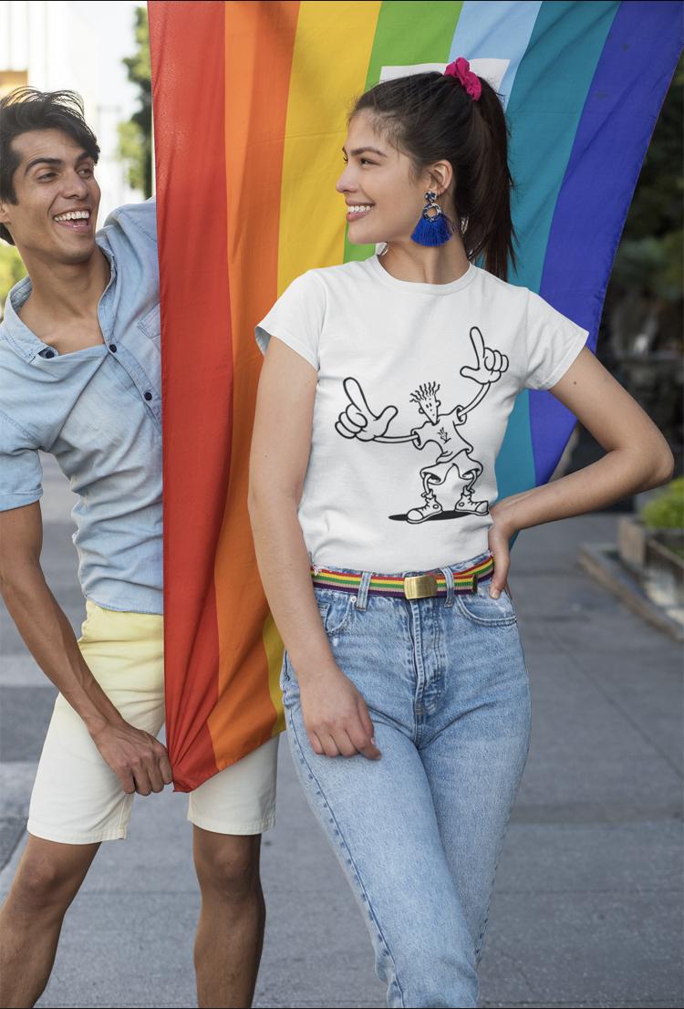 Fido Dido Graphic T shirt