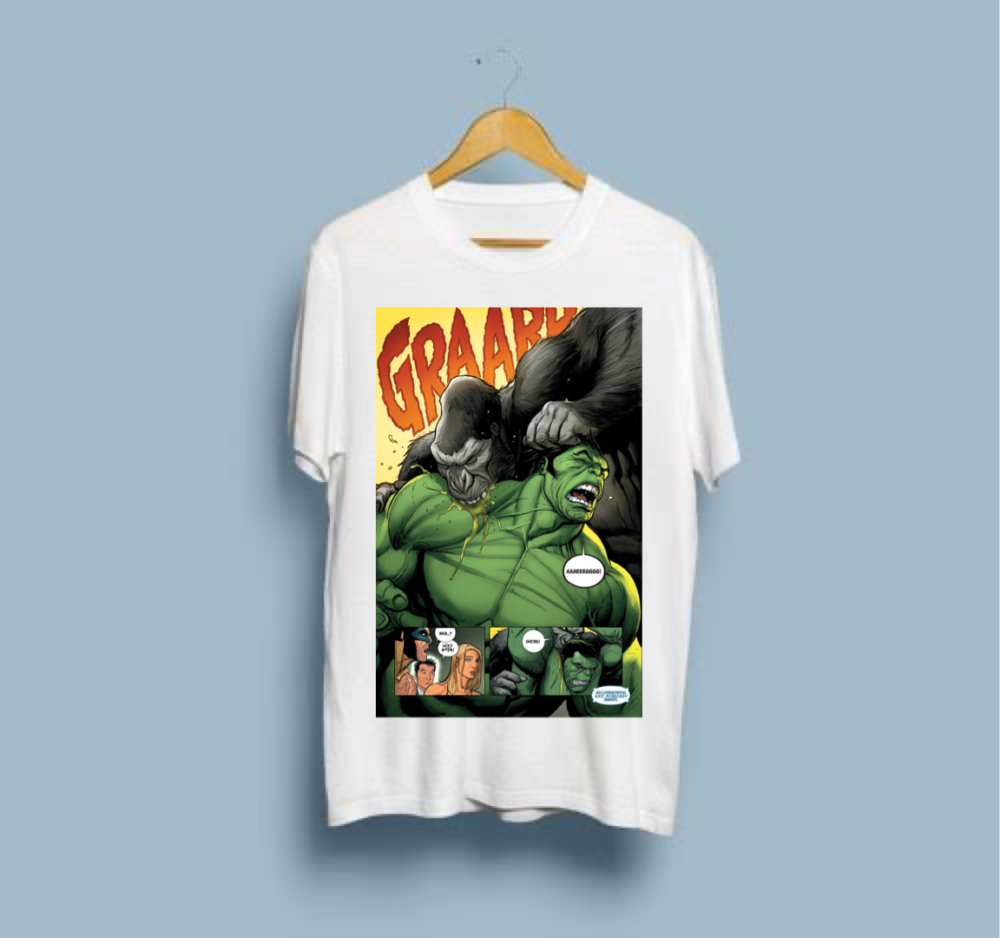 Hulk Comic T-Shirt online