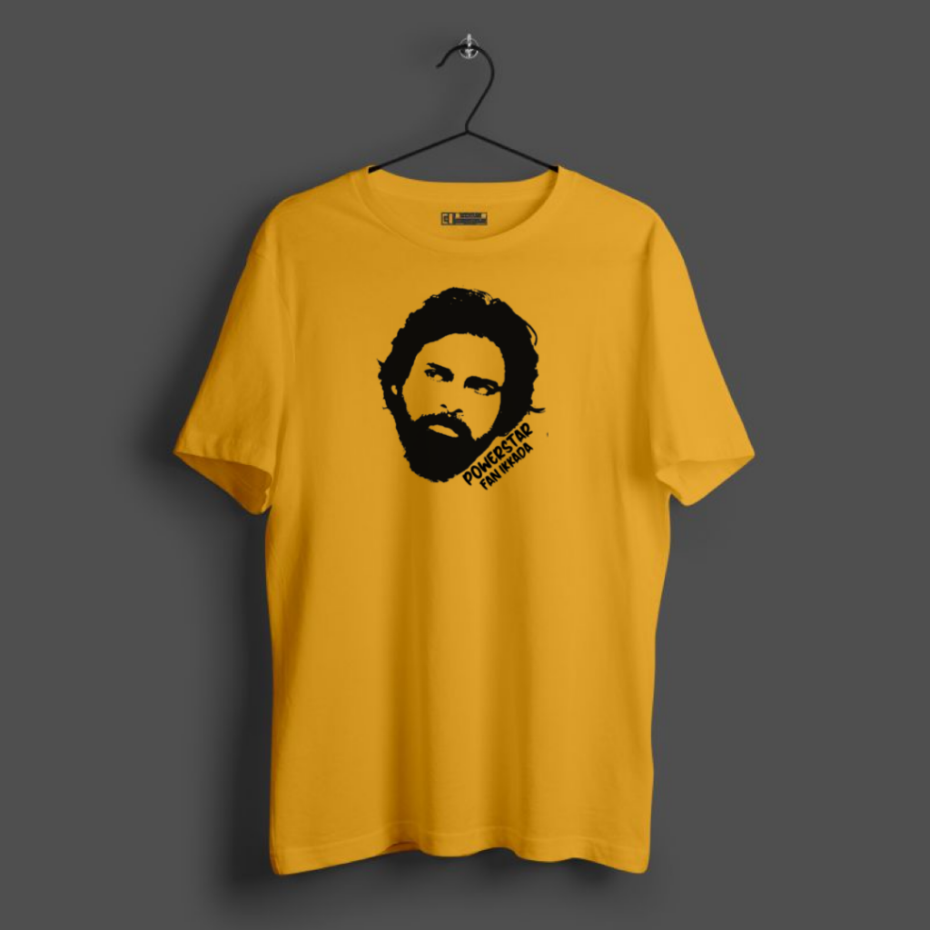Pawan Kalyan T shirts Collection