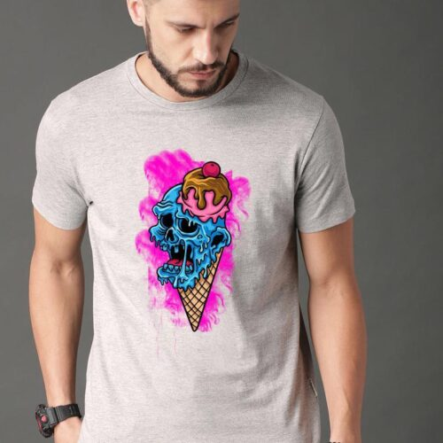 Ice Cream Men's Foodie T-shirt