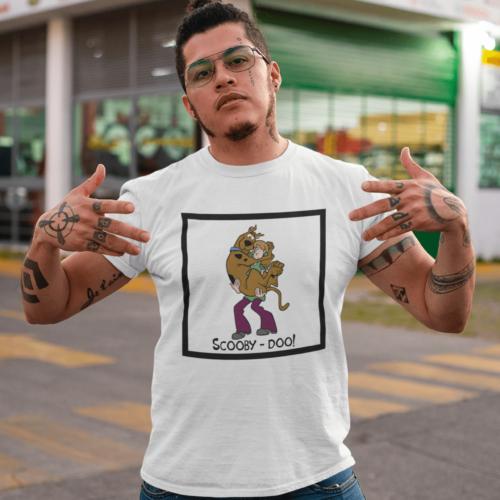 scooby doo t-shirt India