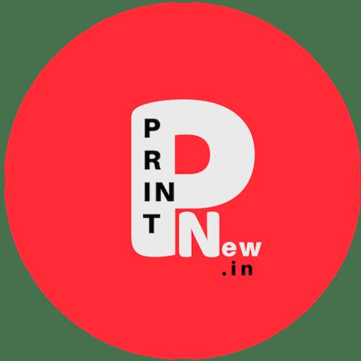 Print new india website logo