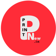 Print new india website logo