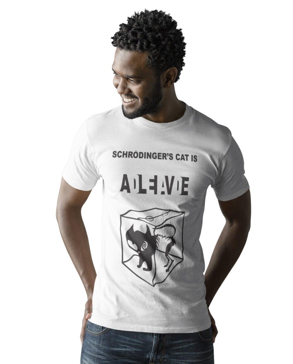 schrodinger cat t-shirt india