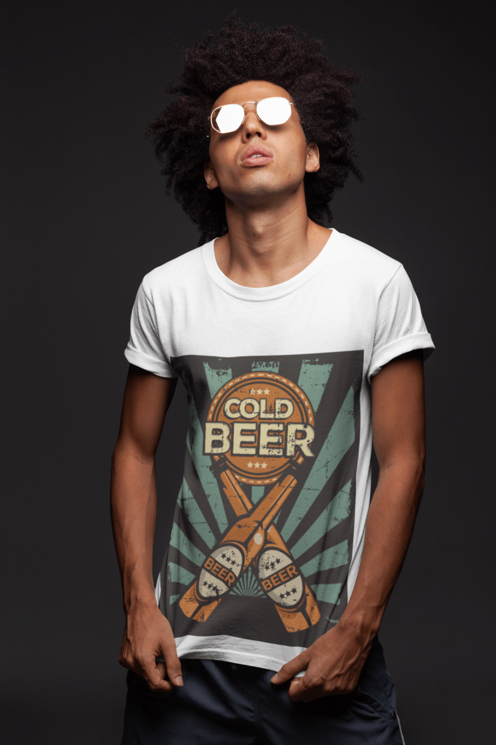 Funny Alcohol & Beer T-shirts for Men Online in India