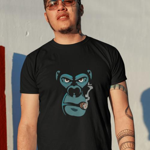 gorilla t-shirt india