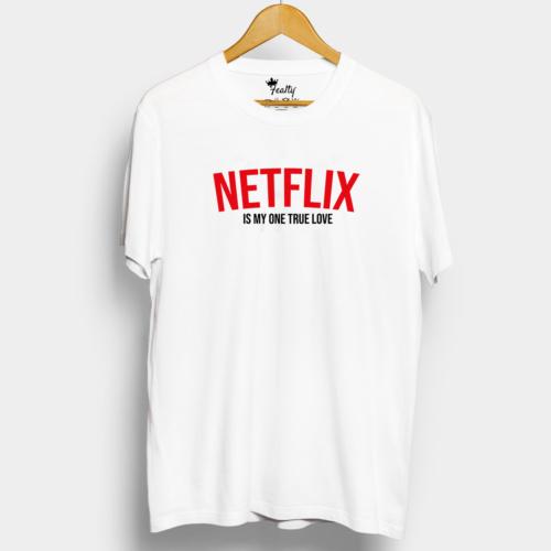 netflix addict t shirt